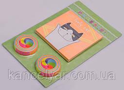 Бумага для оригами: 100 листов, 15х24 см