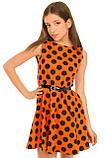 Легкое летнее платье без рукавов 128-140р, фото 2