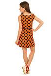 Легкое летнее платье без рукавов 128-140р, фото 3