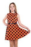 Легкое летнее платье без рукавов 128-140р, фото 4