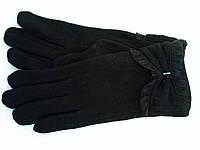 Женские кашемировые перчатки на кролике