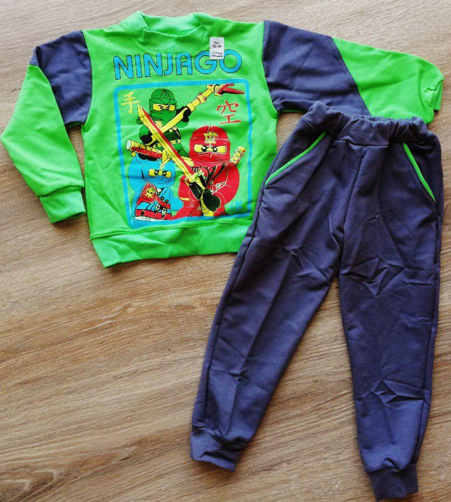 Детский спортивный костюм Ниндзяго на мальчика