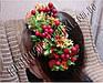 Обруч из цветов, фото 4