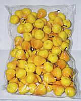 Искусственная груша упаковка, муляж фруктов, фрукты для декора