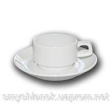 Кофейная пара фарфоровая Farn