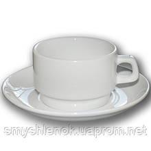 Чайная пара фарфоровая Farn