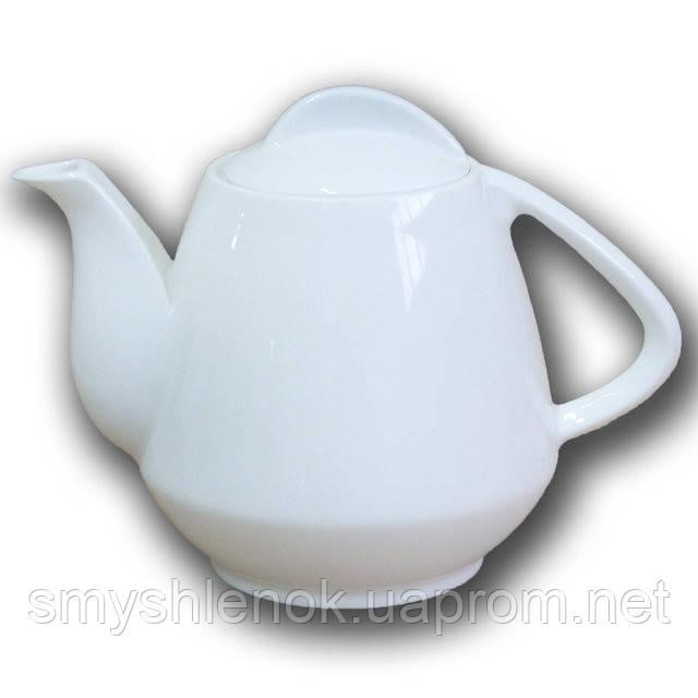 Чайник фарфоровый Farn 900 мл из качественного фарфора