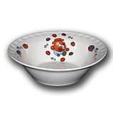 """Набор детской посуды с рисунком для детского сада, серия """"Смешарики"""", Д03, фото 2"""