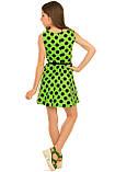 Симпатичное Легкое летнее платье без рукавов 128-140р, фото 3
