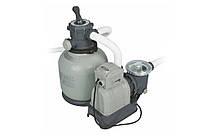 Intex 28648 (25 кг. - 10000 л/ч.) Песочный насос-фильтр для бассейнов Sand Filter Pump