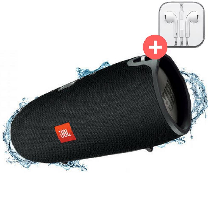 Колонка JBL Xtreme блютуз Bluetooth MP3 FM USB Quality Replica. Черная. Black