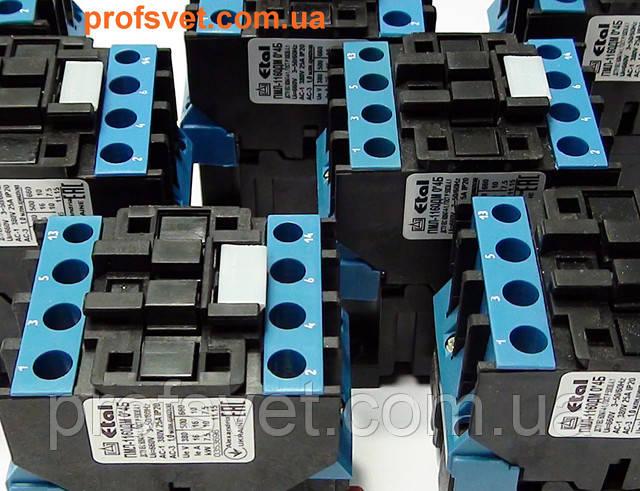 фотография пускатели магнитные ПМЛ-1160дм контакторы этал
