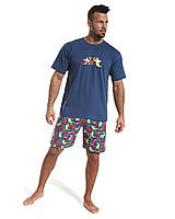 Мужская пижама 58 Siesta Cornette