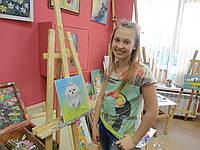 Уроки творчества:  живопись-масло, фото 1