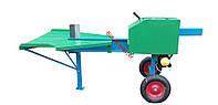 Реечный дровокол 220 В, мощность двигателя 2.2 кВт