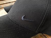 Бейсболка, кепка найк Nike цвет черный реплика, фото 1