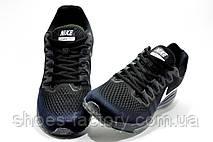 Мужские кроссовки в стиле Nike Zoom All Out, Black\Dark Blue, фото 3