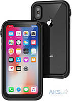Чехол Catalyst Waterproof Case for iPhone X Black (CATIPHOXBLK)