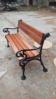 Боковина ,опора для скамейки  садово-парковой Европейская