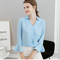 Легкая блузка , 3 цвета, фото 1