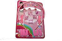 Детские наборы для девочек (заколки, резинки, браслеты, колье) 30