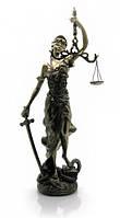 Красивая статуэтка Фемида 31см 41см Отличный подарок для всех служителей закона Особенно адвокату Код: КГ4598