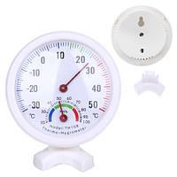 Термометр гигрометр механический на ножке TH108 XX