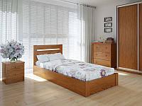 Кровать MeblikOff Эко плюс с механизмом ясень