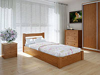 Кровать MeblikOff Эко с механизмом ясень