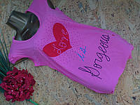 Футболка женская 560 розовый 44-50р