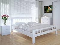 Кровать MeblikOff Луизиана (140*200) ясень