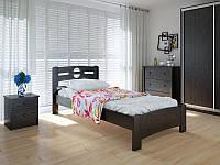 Кровать MeblikOff Кантри (90*200) ясень
