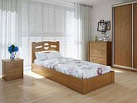Кровать MeblikOff Кантри плюс с механизмом (90*200) ясень