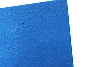 Фетр 1мм (разные цвета) 25х25см Синий (C2)
