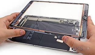 Замена тачскрина (сенсора) Aksline (склеен с дисплеем) на планшете