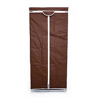 ТОП ЦЕНА! Шкаф из ткани, шкаф каркасный тканевый, Quality Wardrobe 8864, шкаф чехол, мобильный шкаф, легкий шкаф для одежды, купить шкаф