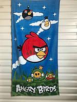 Полотенце детское пляжное  Angry Birds - 2