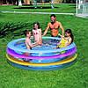 Детский надувной бассейн 196х53 см