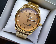 Наручные часы Rolex мужские под золото