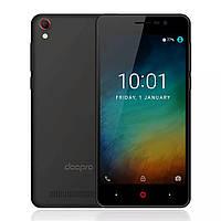 """Doopro P3 Quad Core 5"""" мощная батарея 4200 мАч Black, фото 1"""