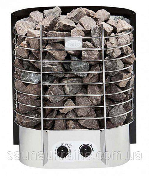 Электрокаменка для сауны и бани Helo RING WALL 60 STJ 6 кВт