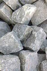 Камни для бани Диабаз колотый 20 кг