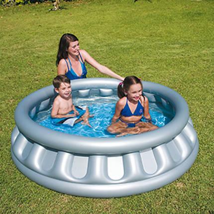 Детский надувной бассейн 152х43 см, фото 2