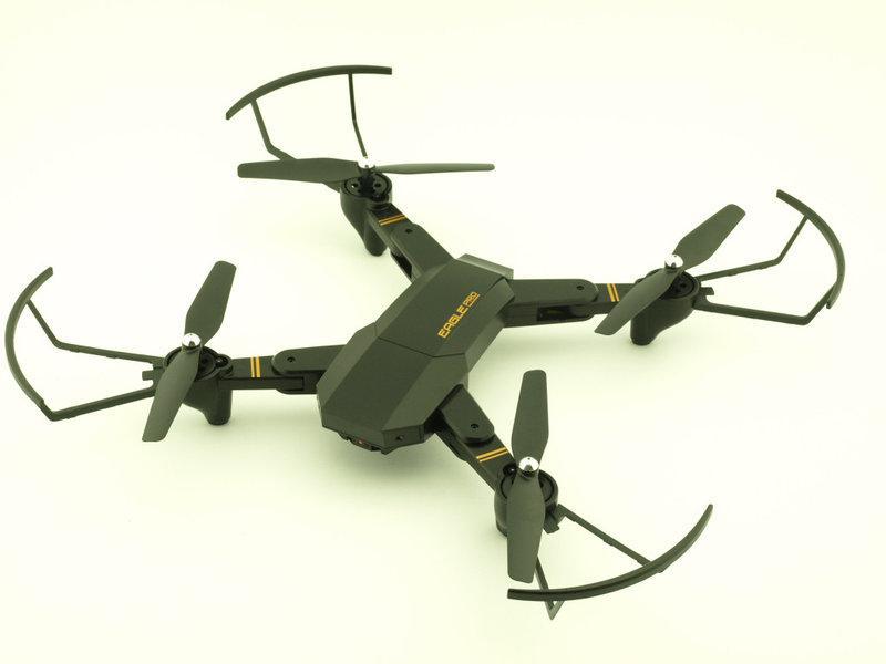 Складной квадрокоптер Eagle Pro S9 с HD камерой WI-FI