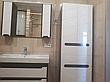 Пенал для ванной комнаты с корзиной для белья Симпл-Венге 60-11К (венге) ПИК, фото 4
