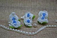 Цветок декор. роза (цена за 1 шт.) 2000000009759