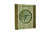 Подарочный набор для бани песочные часы, термогигрометр , щетка массажная  для бани и сауны, фото 3