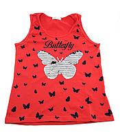 Детская футболка 10 и 16 лет Турция для девочки майка футболки майки