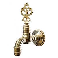 Кран Sonder 006 Золото для хамама  - турецкой бани