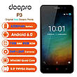 "Doopro P3 Quad Core 5"" потужна батарея 4200 маг White, фото 3"